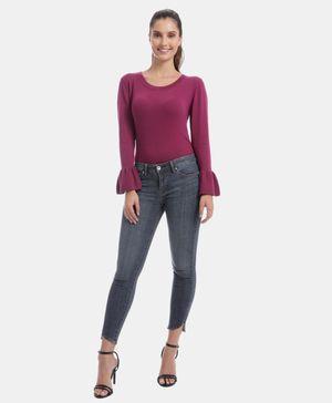 Fashion Midrise Skinny