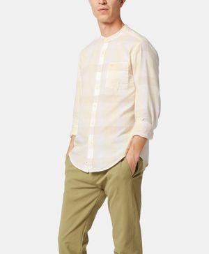 Dockers® Cotton/Hemp Band Collar