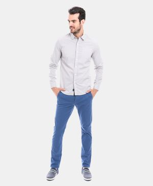 Alpha Icon Shirt Grisaille