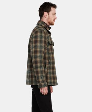 Dockers® Faux Wool Chest Jacket